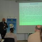 Innowacje w konstrukcji układów roboczych granulująco-brykietujących przedstawił prof. dr hab. Roman Hejft, Politechnika Białostocka