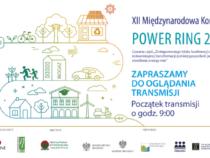 Transmisja z XII Międzynarodowej Konferencji Power Ring