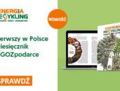 Pierwszy w Polsce miesięcznik na temat circular economy